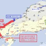 長崎天草の地図